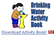 Drinking Water Activity Book