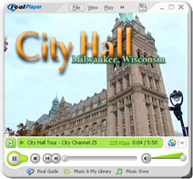 Click to open Insight Milwaukee program about City Hall.