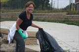 Havenwoods neighbor participates in clean-up